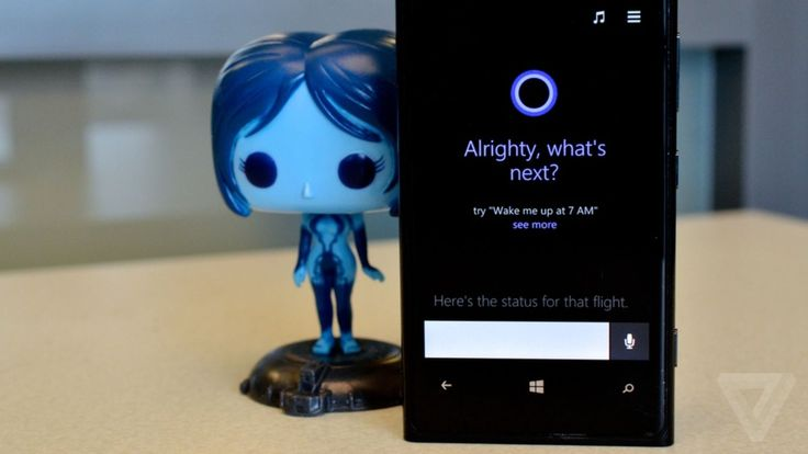 Microsoft's Cortana is coming to iOS and Android