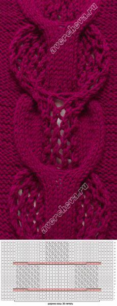 353 rizado patrón Spit | patrón de tejer con agujas directorio