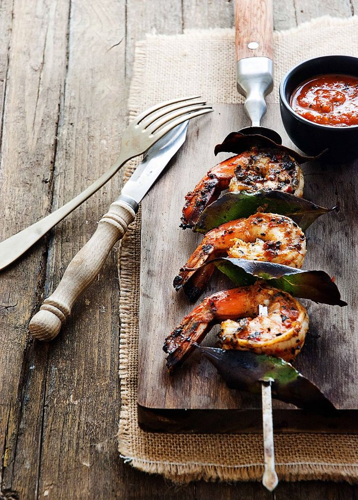 Prawns Mozambique ... (a.k.a., Piri Piri Prawns) The prawns off the coast of Mozambique East Africa and know to be large and full of flavor, and Piri Piri sauce takes them to the next level !!!