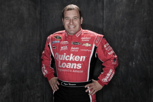 Ryan Newman FINISHED ON 20 PLACE ON SPRING  NASCAR 2014 :)