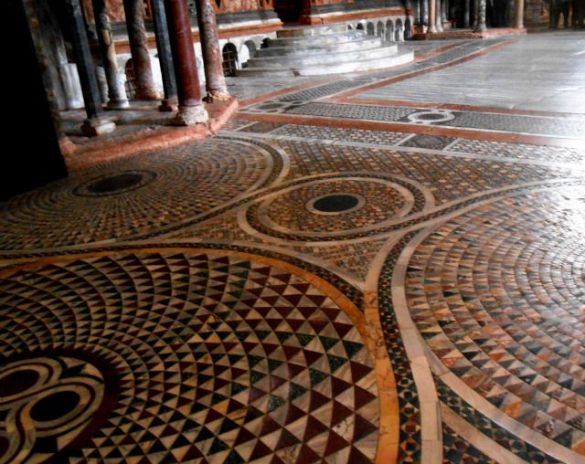 15 Best Images About St Mark Basilica Floors On Pinterest