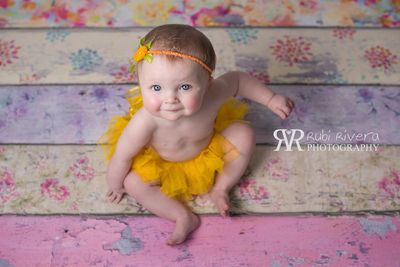 Baby photography - Rebecca, 8 months IIV