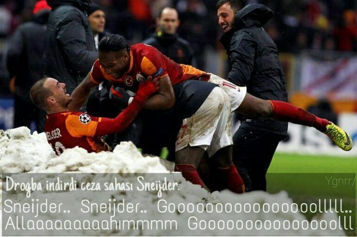 Juventus Hatırası - Sneijder&Drogba