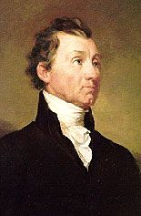 Portrait of James Monroe - the 5th Pres.