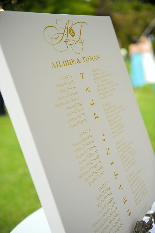 264 Best Images About Weddings Escort Cards Seating
