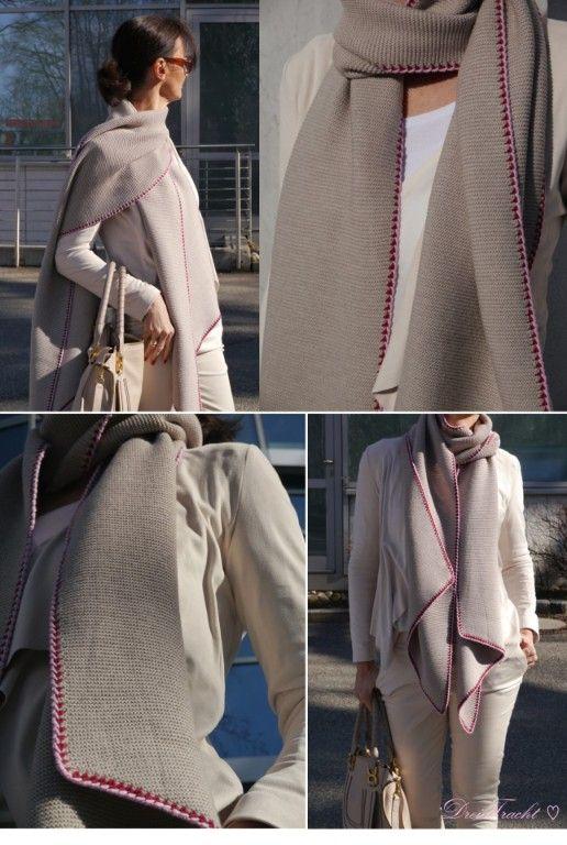 NEU !! Long Schal