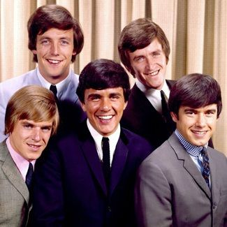 Dave Clark Five - One of the greats of the British Invasion groups. They were inducted into the Rock and Roll Hall of Fame in 2008.