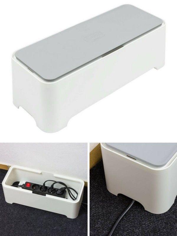 17 meilleures id es propos de prises lectriques sur - Boite pour cacher les fils electriques ...