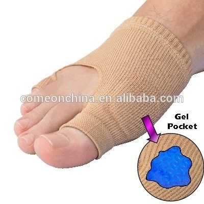 8e85cd4668e Bunion Gel Toe Protection Support Pad Gout Arthritis Corn Pain ...