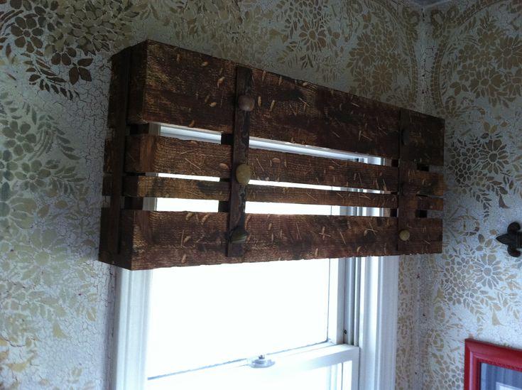Best 25 Wooden Valance Ideas On Pinterest Wooden Window