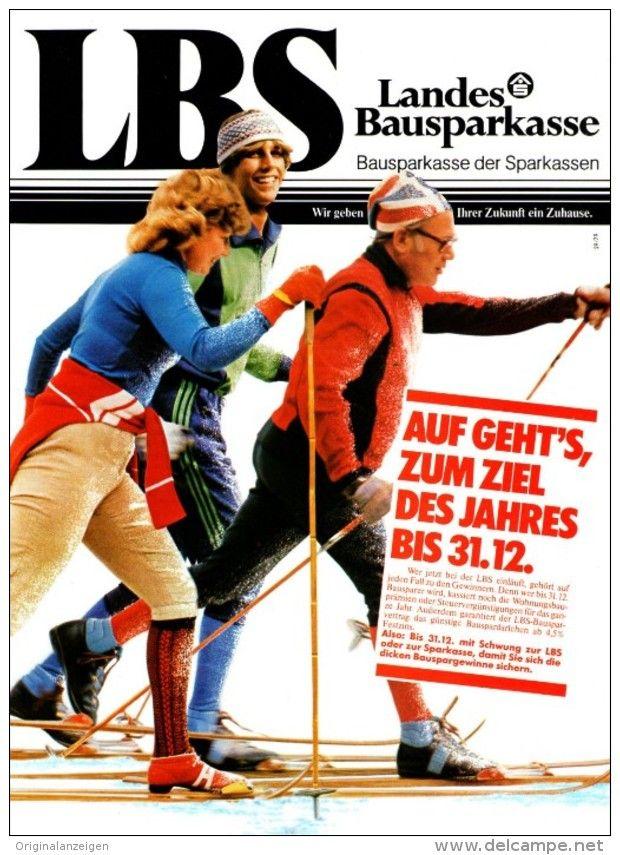 Original-Werbung/ Anzeige 1979 - LBS - LANDES - BAUSPARKASSE  - ca. 180 x 240 mm