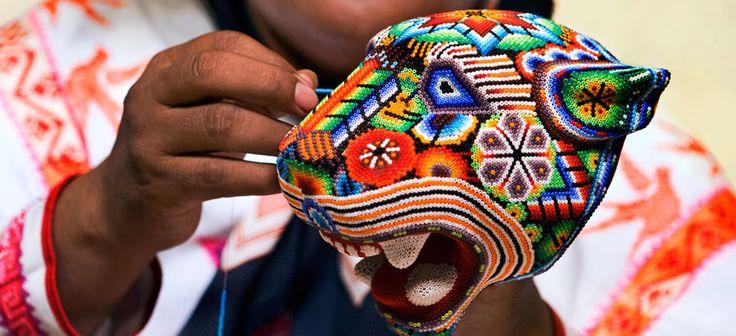 Arte huichol en Riviera Nayarit | VisitMexico