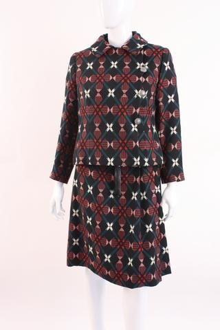 Vintage 60's BILL BLASS Dress & Jacket Set at Rice and Beans Vintage