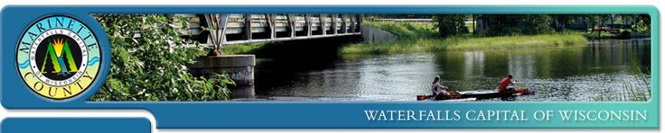 Marinette County » Departments » Parks » Outdoor Recreation » Waterfalls Tour