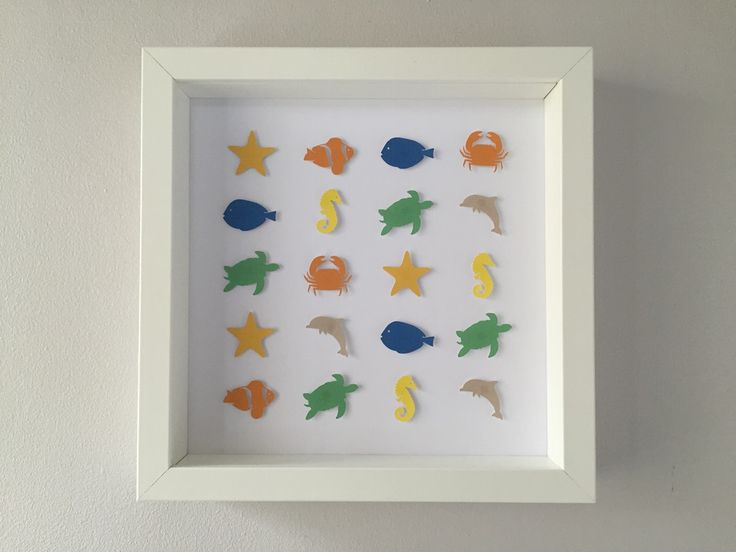 Image of Sealife - Small - Multicoloured