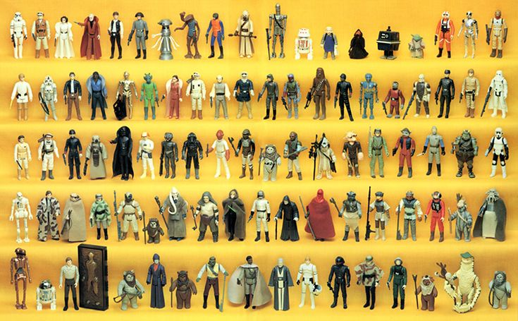 Conclusion • Histoires des figurines Star Wars Kenner • Star Wars Universe