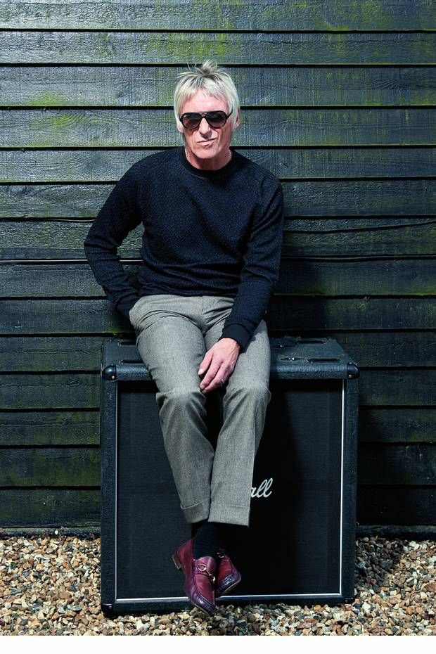 Paul Weller: 'Celebrity culture is bonkers. She's too thin, she's too fat. Make up your mind' - ES Magazine - Life & Style - London Evening Standard