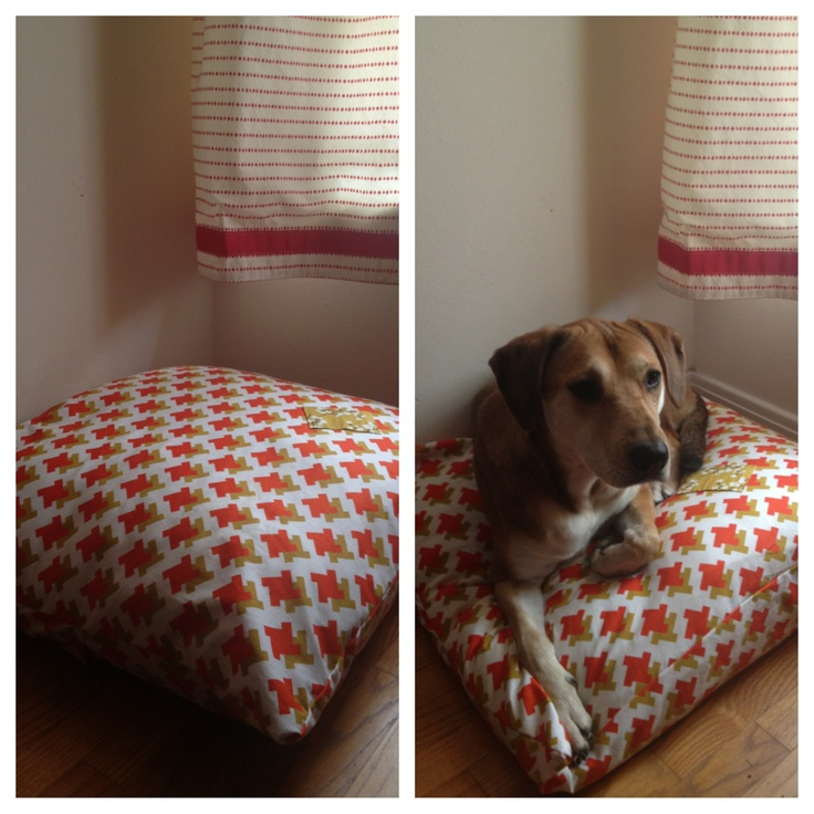 Pin by Katy Edmondson on For the Home Diy pet bed, Diy
