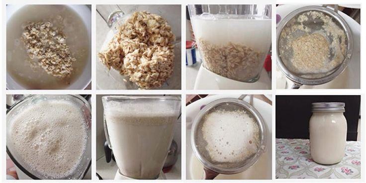 Aquí te mostraremos la forma correcta de preparar el agua de avena para aprovechar todas sus propiedades en el proceso de adelgazar.