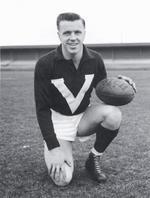 Ted Whitten Footscray Western Bulldogs Legend