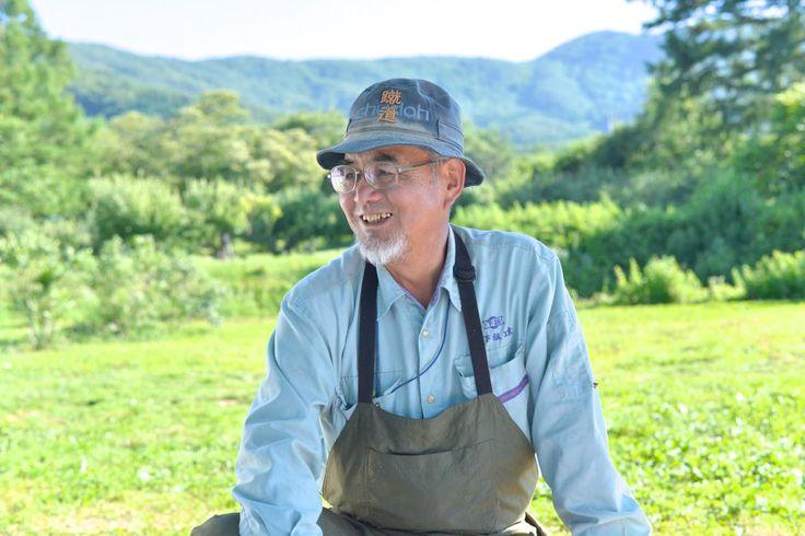 映画『奇跡のリンゴ』の主人公である木村秋則さんに影響を受け、岩手県遠野市で自然栽培のリンゴを育てる佐々木ご夫妻に、農業の楽しさ、そして大変さを教えていただきました。