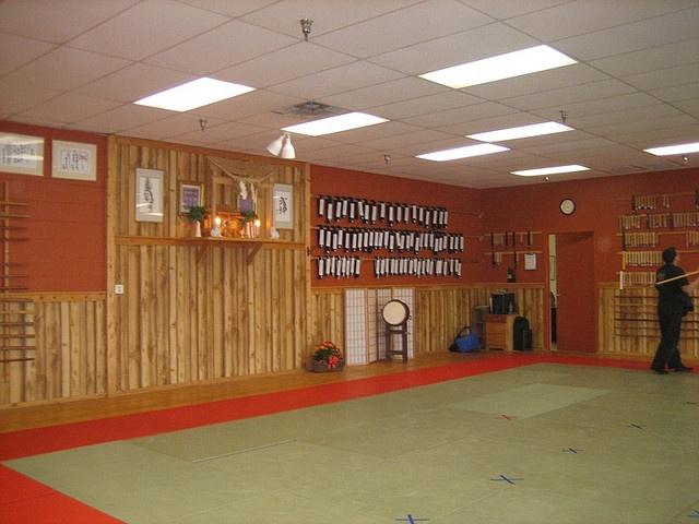Dayton Quest Center Hombu Dojo by Christopher S. Penn, via Flickr