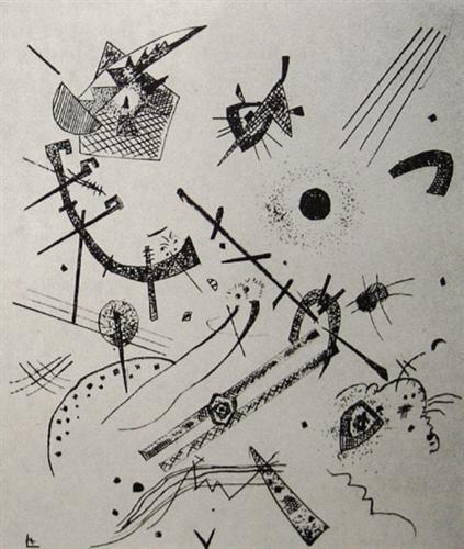 Small Worlds XI -  Wassily Kandinsky - WikiArt.org