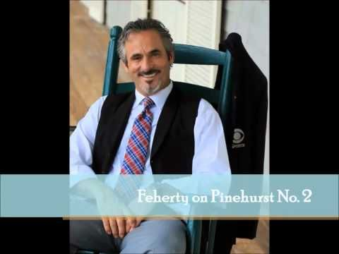 What not be as well known is David Feherty's charitable side, which was evident in a moving speech on behalf of the Linden Lodge Foundation in Pinehurst. Feherty also took time to speak with Pinehurst Resort, discussing the restoration of Pinehurst No. 2, why it's in good hands with Ben Crenshaw and how the Open will play differently in 2014 than we've seen in the past. Feherty also spoke passionately about mental illness awareness and his organization, Feherty's Troops First Foundation.