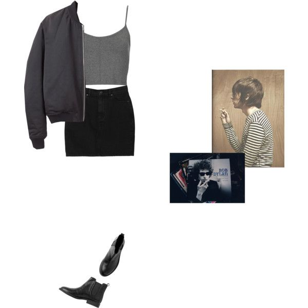 Untitled #152 by violent-eyes on Polyvore featuring Topshop, T By Alexander Wang, Monki and Kane