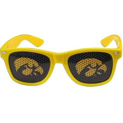 Iowa Hawkeyes Game Day Retro Sunglasses