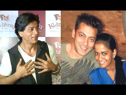 Shah Rukh Khan Doesn't Want An Invitation For Arpita's Wedding