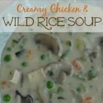 Creamy Chicken & Wild Rice Soup | Tasty: Soups | Pinterest | Hawaiian ...
