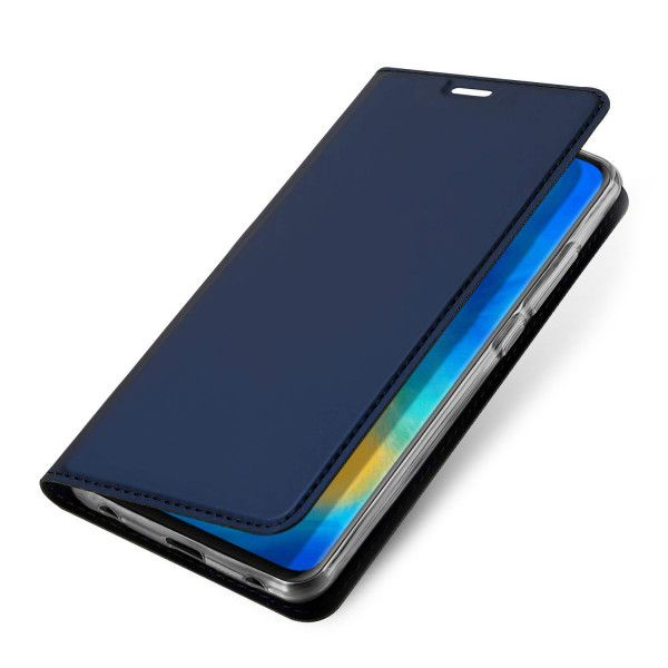 Mobiletto Huawei Mate 20 Pro Book Klapphulle Nachtblau In 2019 Nachtblau Blau Und Schutzhulle