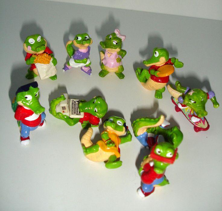 1993 Crocodiles