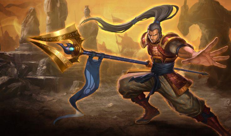 Xin Zhao | League of Legends