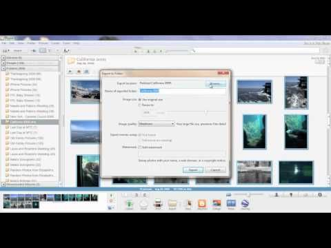 From http://www.GilsMethod.com - This how-to video will show you how to convert RAW files to JPEG's with Picasa. I specifically use .NEF files (Nikon RAW image format) in this guide.