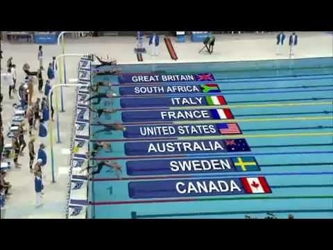 Swimming - Men's 4X100M Freestyle Relay - Beijing 2008 Summer Olympic Games