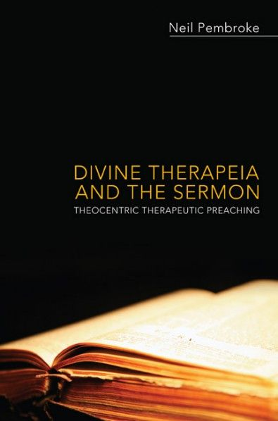 Divine Therapeia and the Sermon (BY Neil Pembroke; Imprint: Pickwick Publications). Therapeutic preaching is badly in need of rehabilitation. Administering mini-doses of psychological self-help from the pulpit simply will not do. Therapeutic preaching that is theocentric draws listeners more deeply into God's healing love. It involves setting up a creative conversation between divine and human therapy. In a novel and deeply insightful way, Neil Pembroke shows how metaphors and analogues…