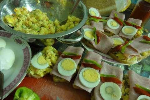 Jak připravit francouzský bramborový salát   recept