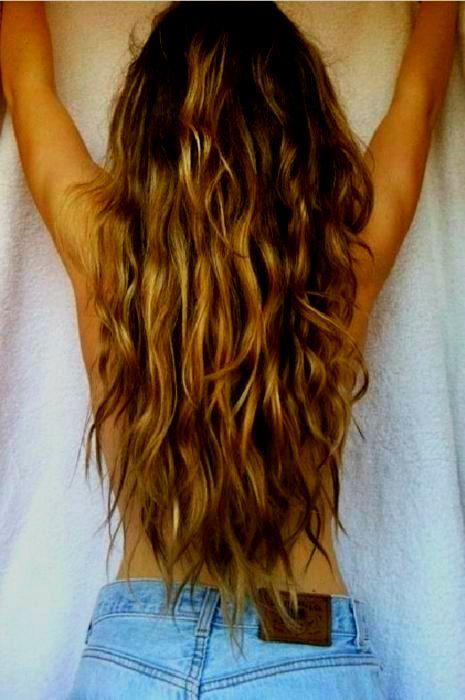 HAIR CHALK Tan / Dark Blonde // Temporary Hair by SalonChalks