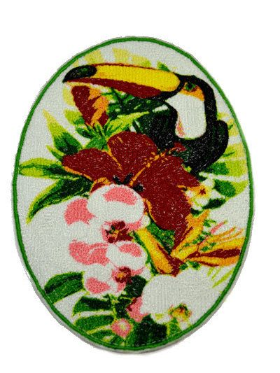 Excited to share the latest addition to my #etsy shop: Tropical Iron On Applique Embroidered Patches Machine Embroidery Design for tropical-lover http://etsy.me/2mZ975q #accessories #patch #birthday #irononpatches #craftsupplies #appliques #embroidered #nosew #modernst