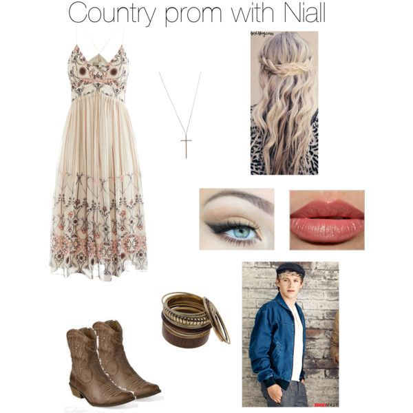 Country prom with niall