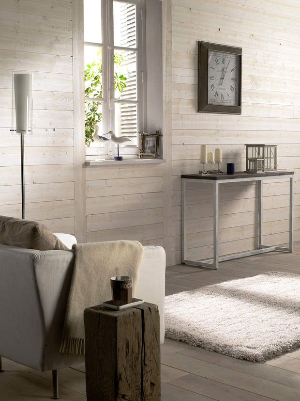 19 best mur bois de grange images on pinterest bedroom. Black Bedroom Furniture Sets. Home Design Ideas