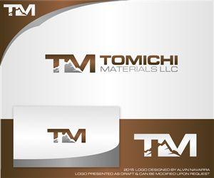 Tomichi Materials LLC is a sand and gravel dist... Masculine, Bold Logo Design by alvinnavarra