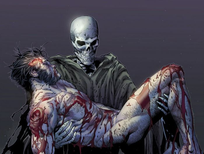 Le covers di Death of Wolverine