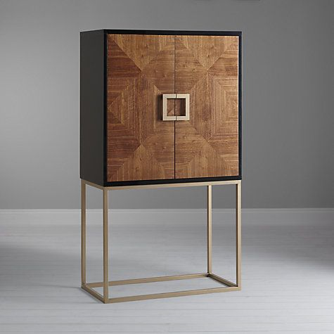 Buy John Lewis Puccini Cocktail Cabinet Online At Johnlewis.com More