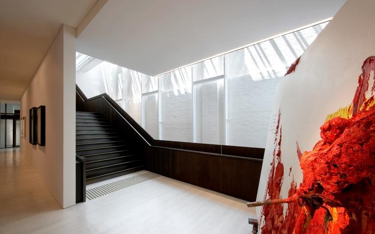 White Rabbit Gallery  Sydney, Australia  Architect: Smart Design Studio  Lighting Designer: Architectural Lighting Design  www.lightingdesigner.com.au