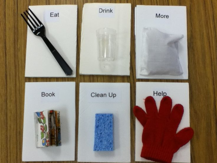 Tangible symbols are a helpful tool for communication and literacy for many students with visual impairments and additional disabilities.