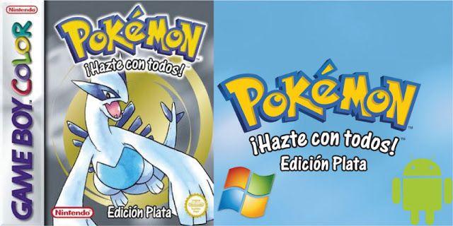 Descargar Pokemon Plata Rom Pokemon Plata Juegos De Pokemon Pokemon