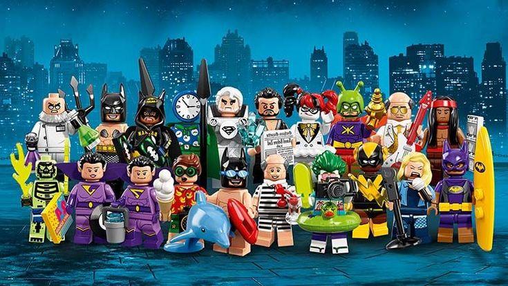 LA LEGO® BATMAN PELÍCULA, 2ª edición